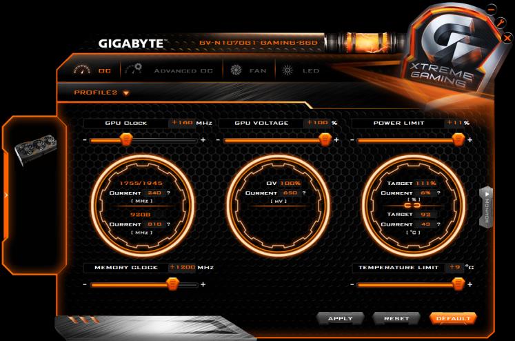 gigabyteOCsetting